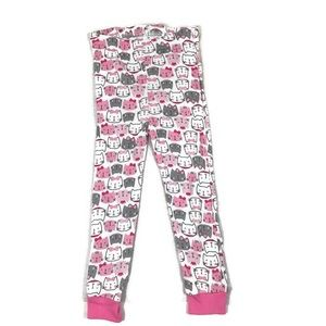 Other - NWOT Girls cat themed PJ pants size 4T